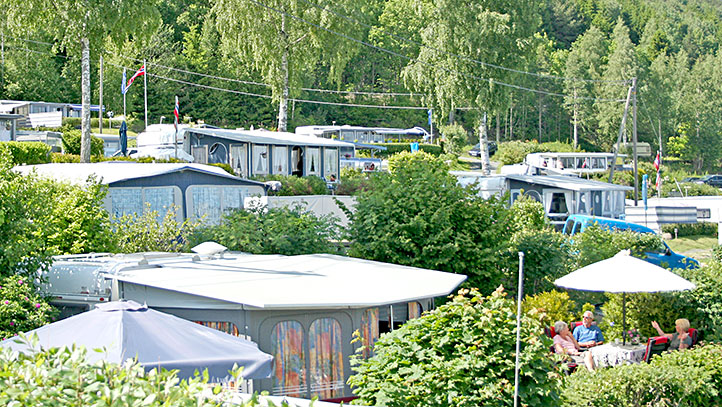 Solbergstøa camping